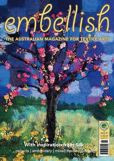 EMBELLISH Magazine (AU) cover