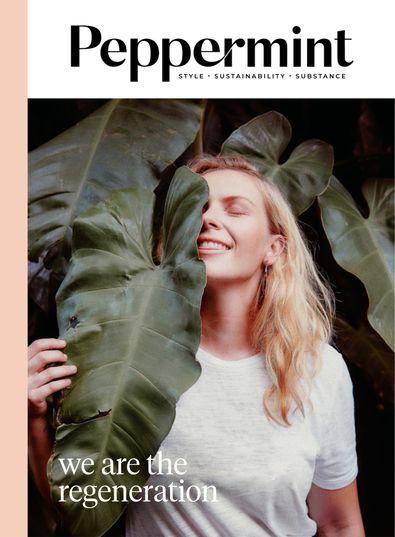 Peppermint (AU) magazine cover