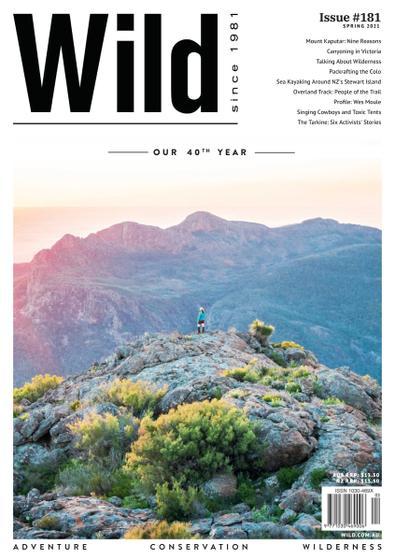 Wild (AU) magazine cover