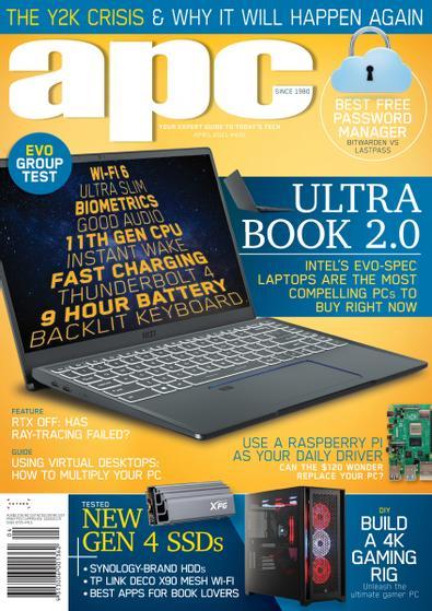 APC Magazine (AU) cover