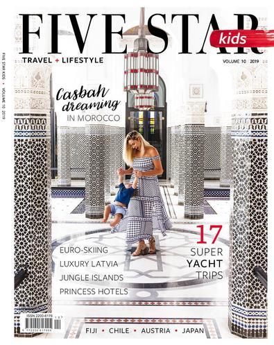 Five Star Kids (AU) magazine cover