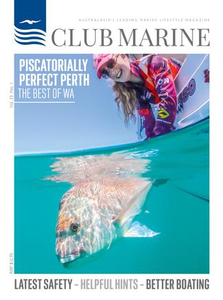 Club Marine (AU) magazine cover
