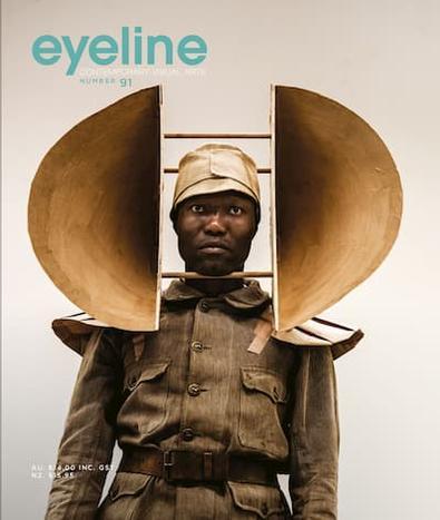 Eyeline (AU) magazine cover