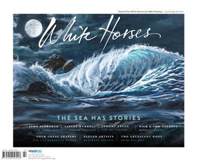 White Horses (AU) magazine cover