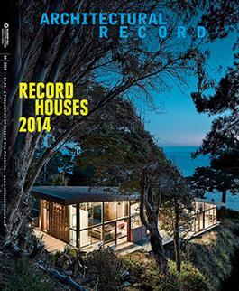 Architectural Record (AU) magazine cover