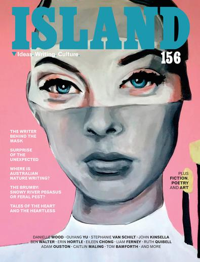 Island (AU) magazine cover