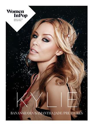 Women In Pop (AU) magazine cover