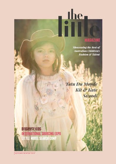 The Little Magazine (AU) cover