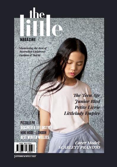 The Little Magazine (AU) cover
