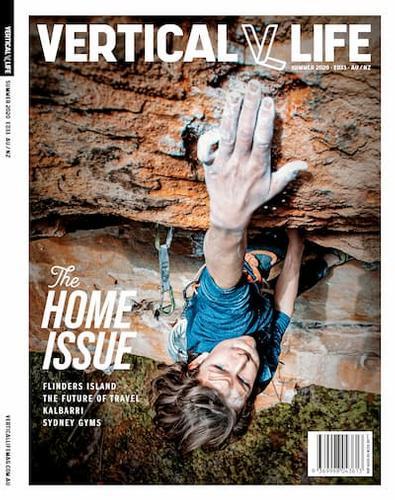 Vertical Life (AU) magazine cover