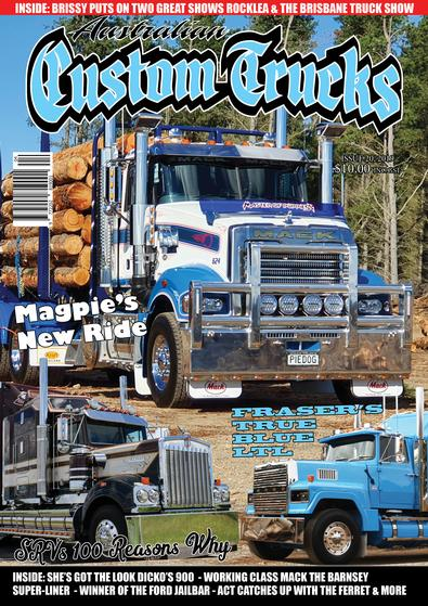 Australian Custom Trucks (AU) magazine cover