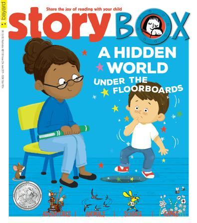 StoryBox (AU) magazine cover