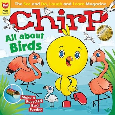 Chirp (AU) magazine cover