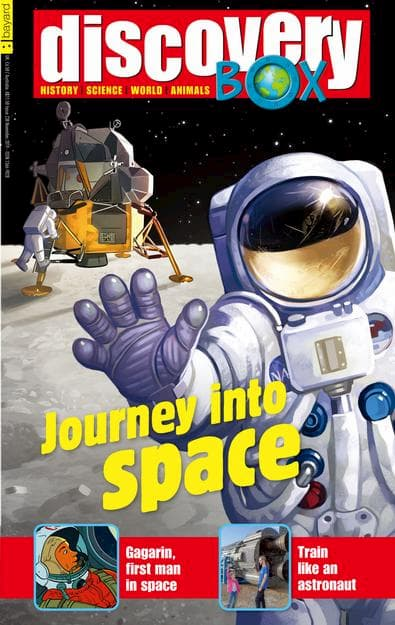 DiscoveryBox (AU) magazine cover