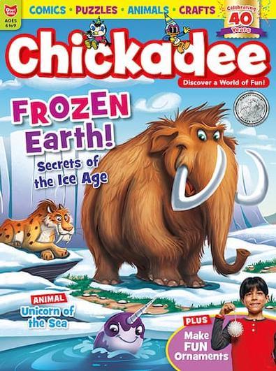 ChickaDEE (AU) magazine cover