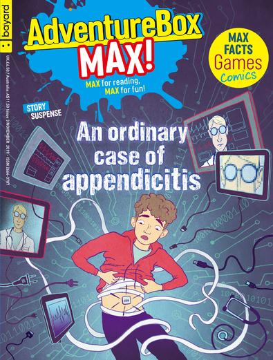 AdventureBox Max (AU) magazine cover