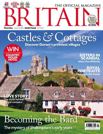 BRITAIN (UK) magazine cover