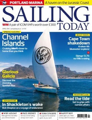 Sailing Today (UK) magazine cover