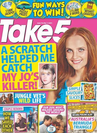 Take 5 (AU) magazine cover