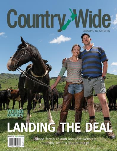 Country-Wide magazine cover