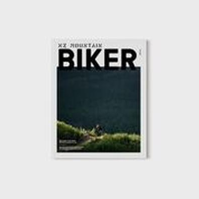 NZ Mountain Biker Magazine cover