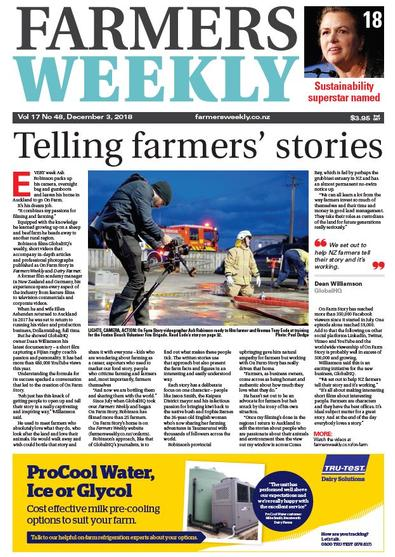 Farmers Weekly newspaper cover