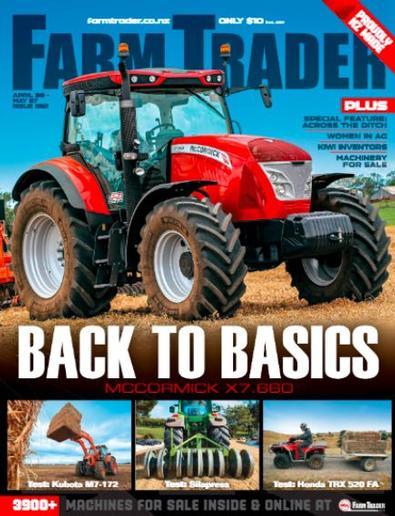 Farm Trader magazine cover