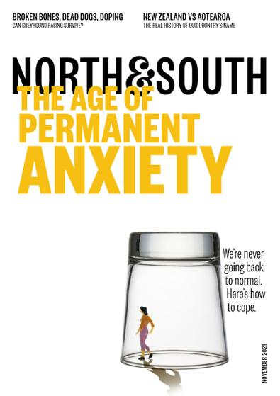 North & South magazine cover