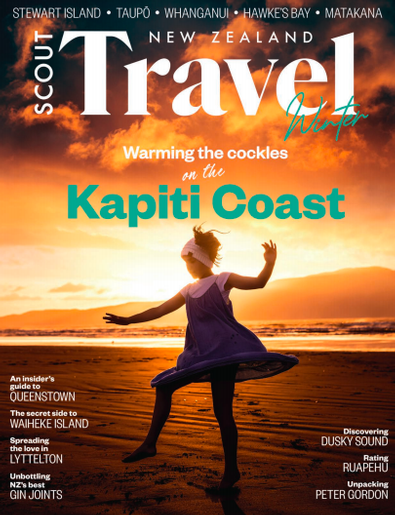 Scout magazine cover