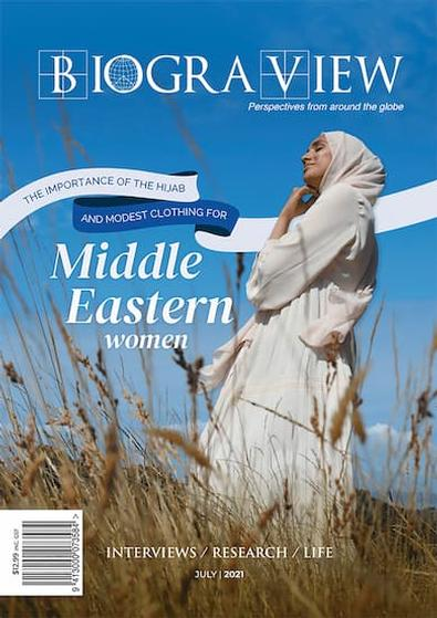 BiograView magazine cover