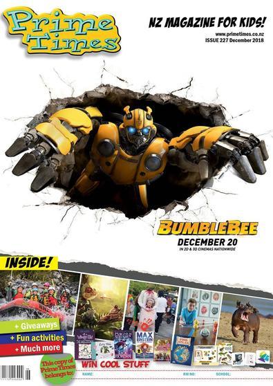 Prime Times magazine cover