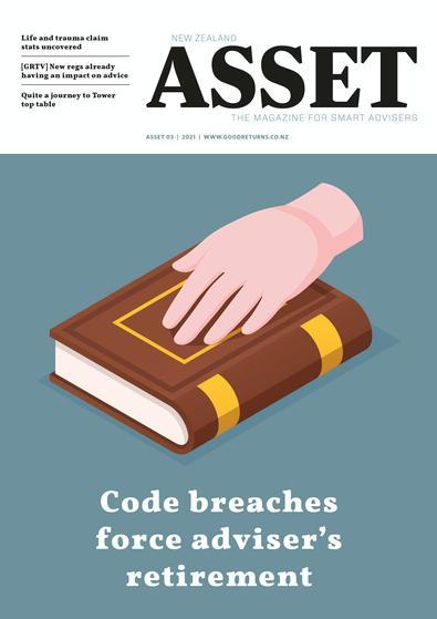 New Zealand Asset Magazine cover