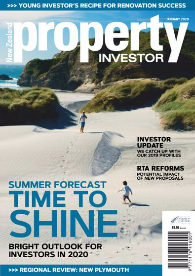 NZ Property Investor magazine cover
