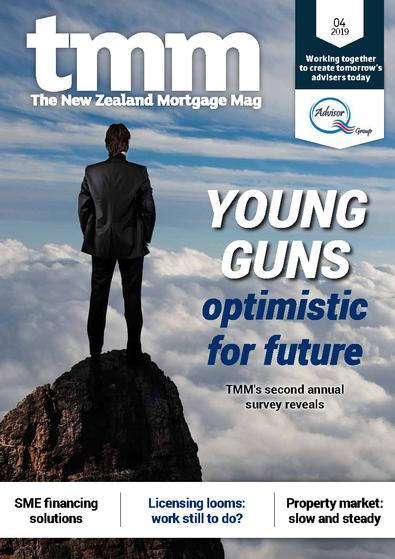 NZ Mortgage Magazine cover