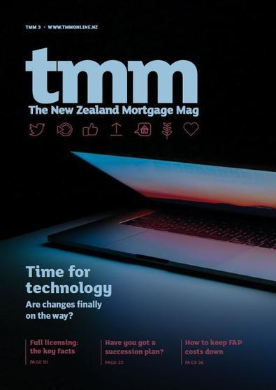 NZ Mortgage Magazine cover
