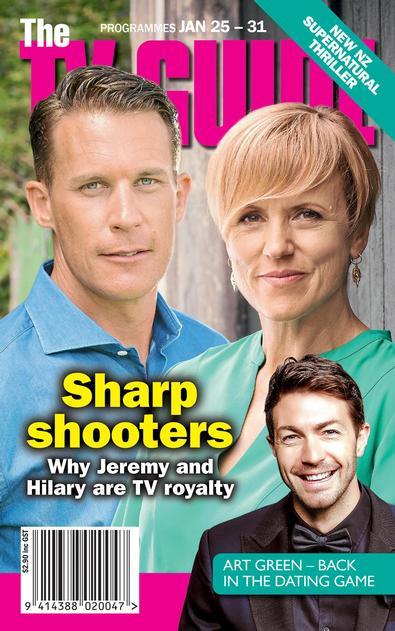 TV Guide magazine cover