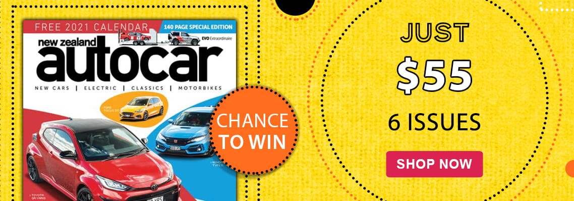 Chance to win with New Zealand Autocar
