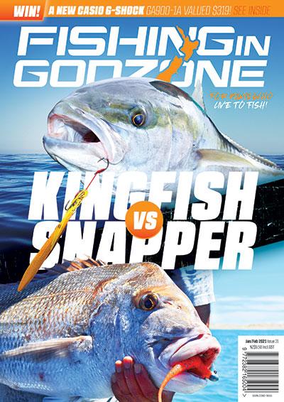 Fishing in Godzone