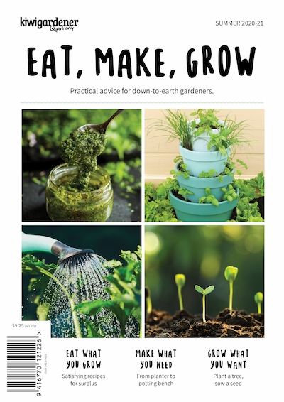 Kiwi Gardener Quarterly