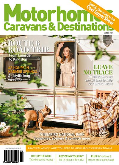Motorhomes, Caravans & Destinations